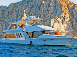 72' Private Fishing Cabo San Lucas