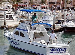 Cabo Fishing Our Fleet