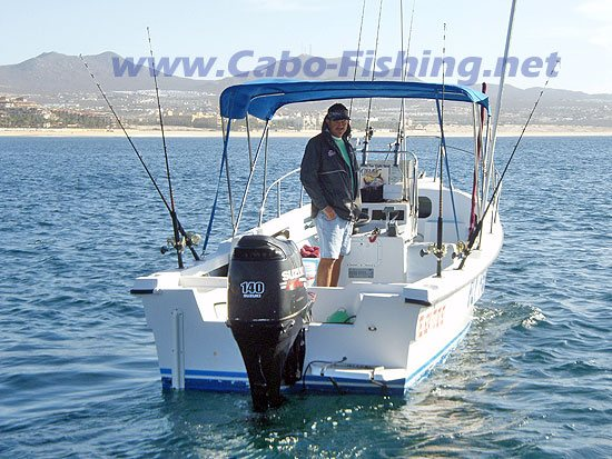 Cabo San Lucas Fly, Light & Spinning Tackle Fishing