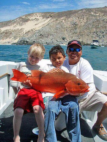 Cabo fishing reviews and fishing reports for Fishing in cabo